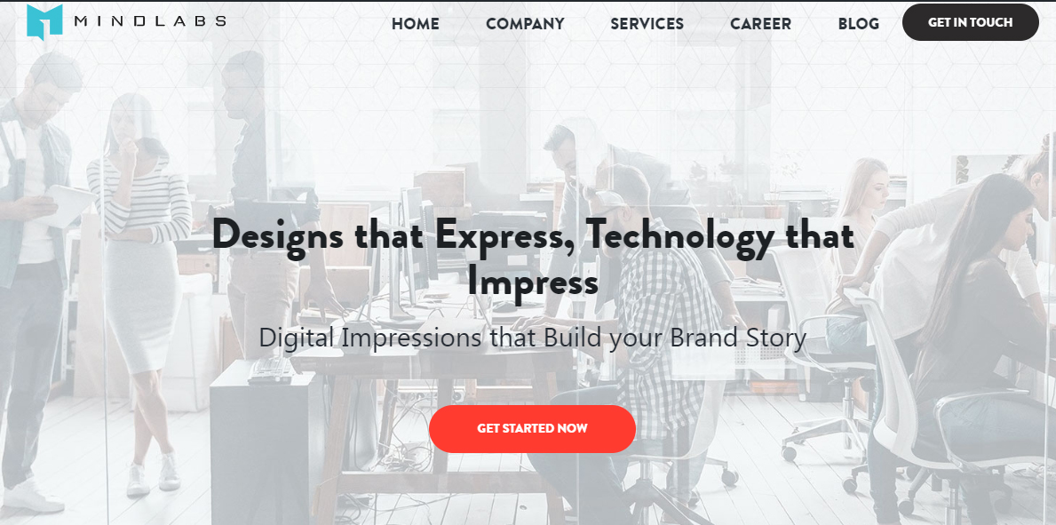 Professional-business-web site